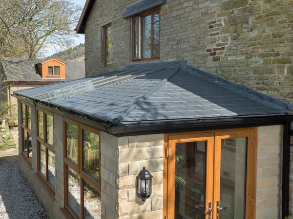 Tiled Roof Orangery Extension
