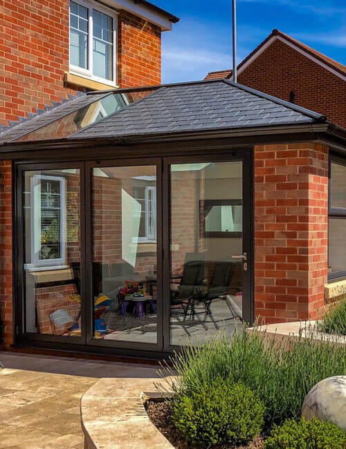 Solid Tiled Roof Guide