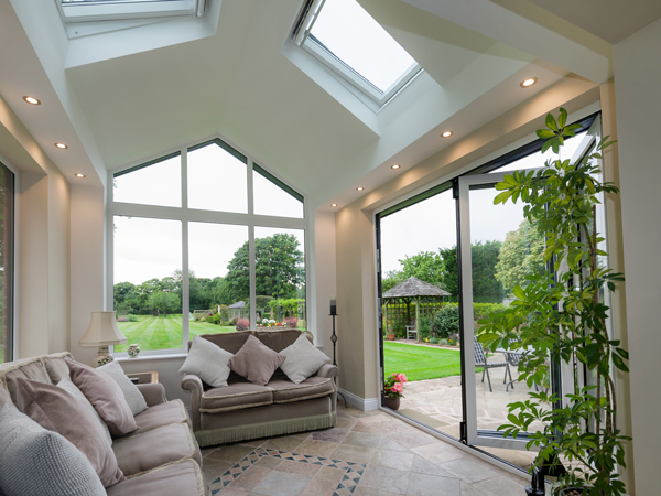 Tiled Roof Extension