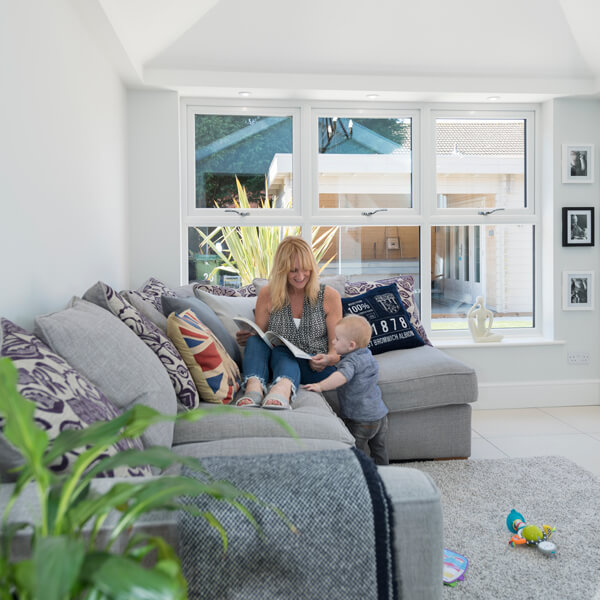 Conservatory Living Spaces